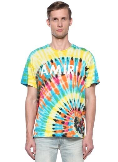 Amiri Tişört Renkli